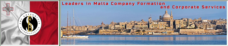 Constitución de sociedades en Malta